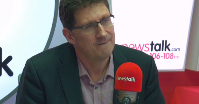 Ryan: Tax and climate views 'fairly fundamental difference' between Greens and SF | Newstalk