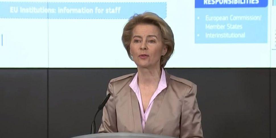 EU raises risk of coronavirus...