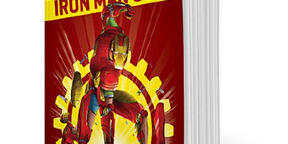 Book: How To Build An Iron Man...