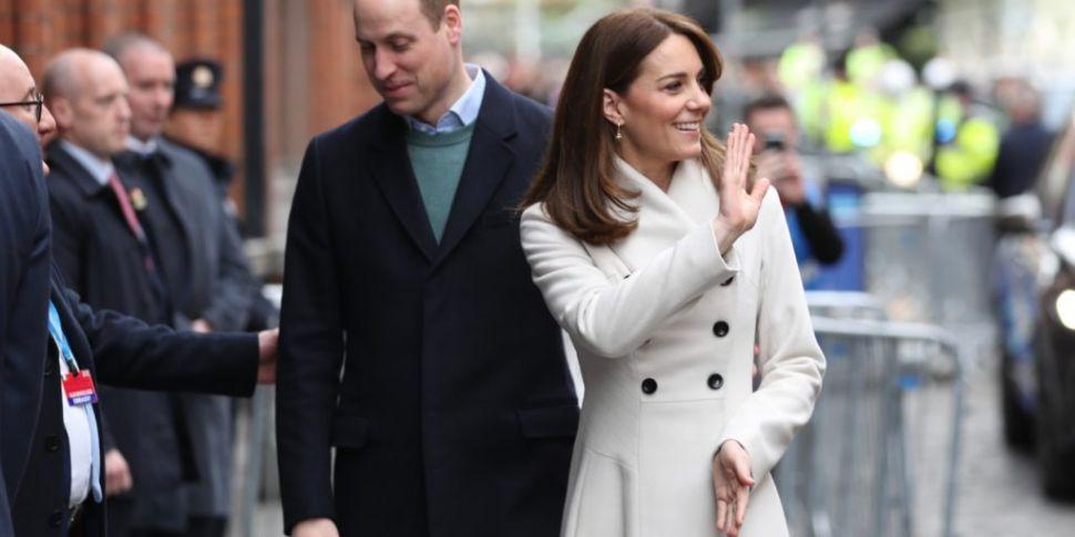 Prince William, Kate focus on...