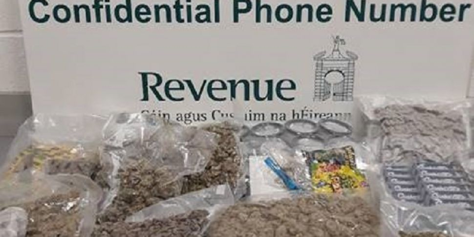 Over €35,000 of at cannabis se...