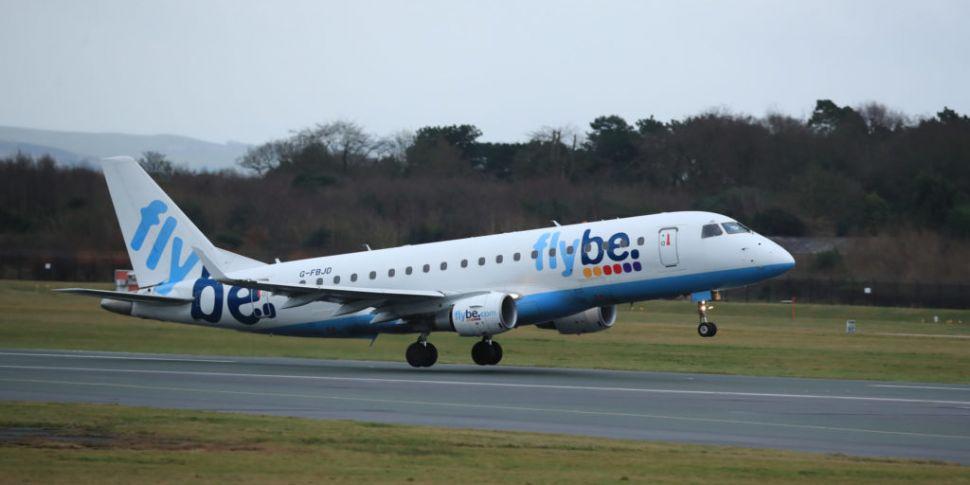 Flights at several Irish airpo...