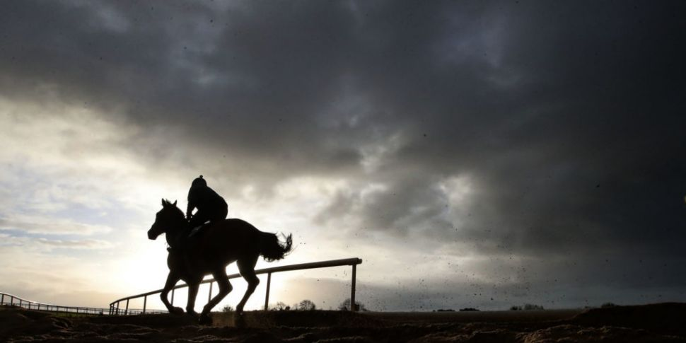 First horseracing meeting canc...