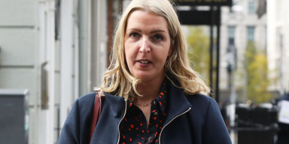 Vicky Phelan: 'We all have to...