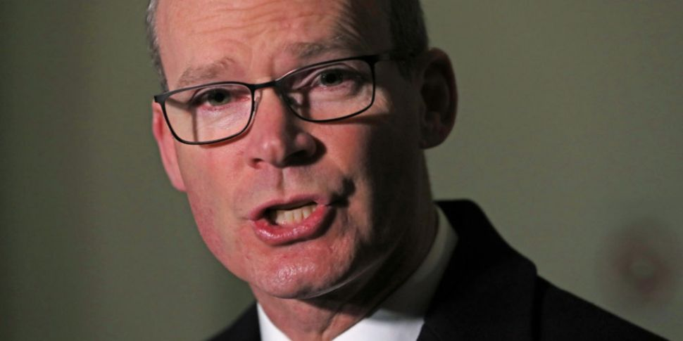 Coveney: Most flights to and f...