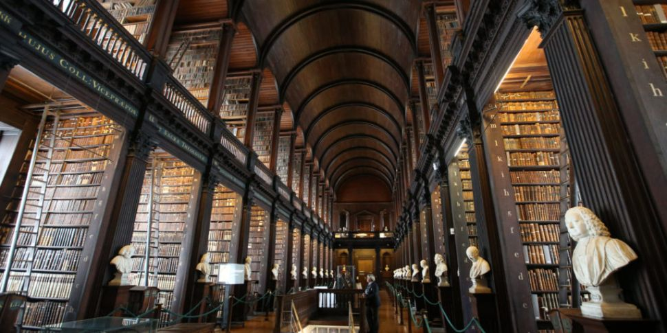 Trinity College to move lectur...
