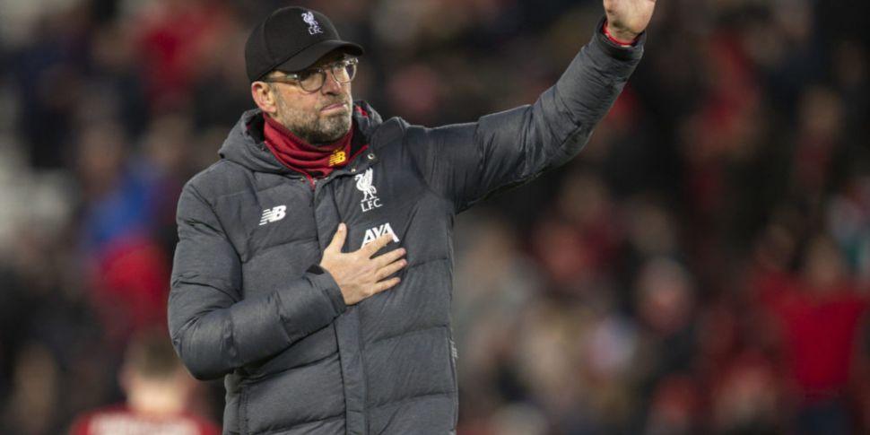 Klopp defends Liverpool's recr...