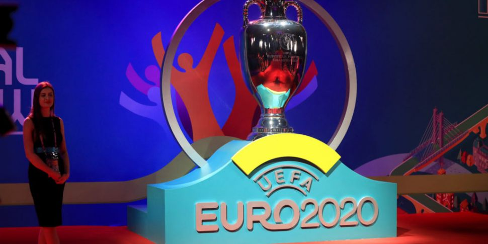 Euro 2020 postponed until next...