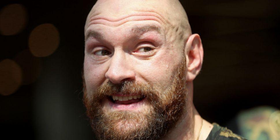 Tyson Fury would escape UKAD b...