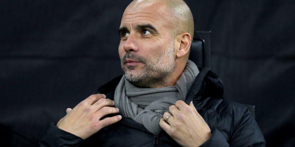Guardiola won't apologise for...