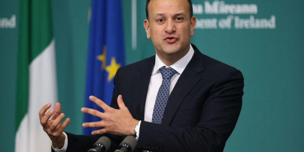 Varadkar: Ireland now unlikely...