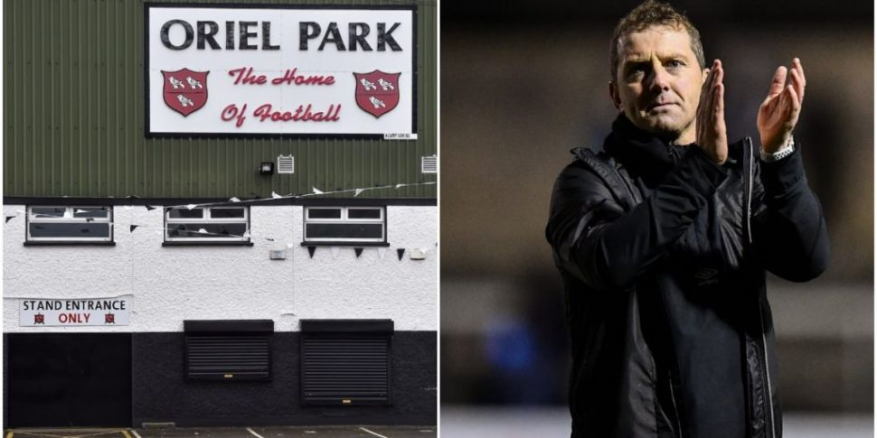 'Very eerie' | Dundalk boss Vi...