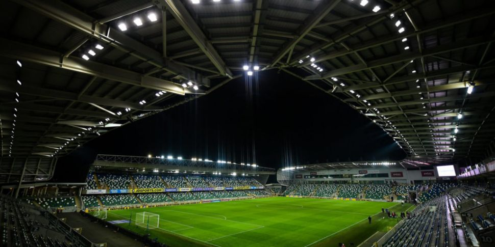 IFA offer Windsor Park as a co...