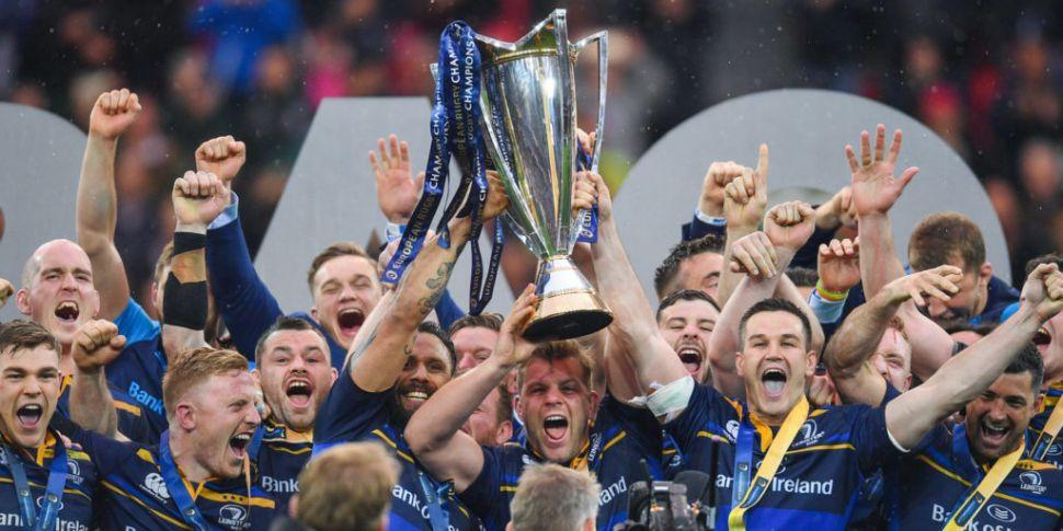Goodbye Champions Cup - hello...