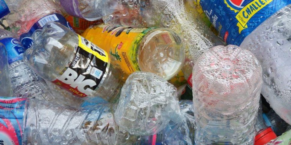 Plastic eating bacteria
