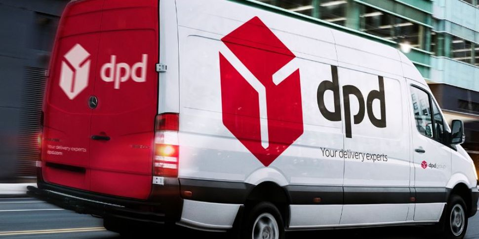 Parcel delivery firm DPD is to...