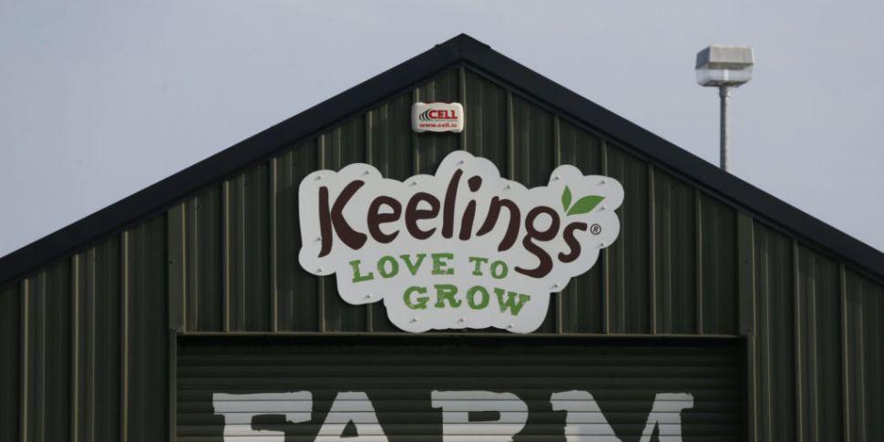 Keelings says it 'fully unders...