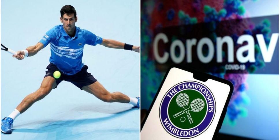 Novak Djokovic says he opposes...