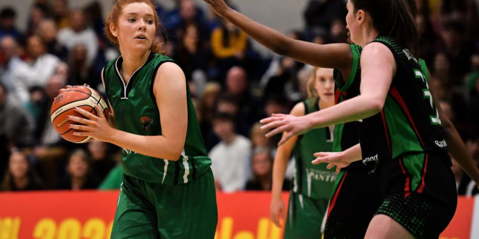 Basketball Ireland announce Wo...