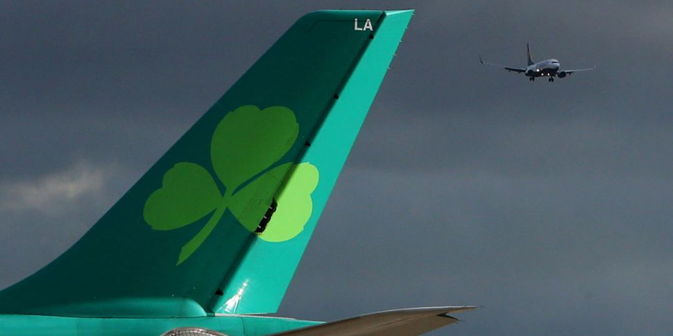TD calls for Aer Lingus to be...