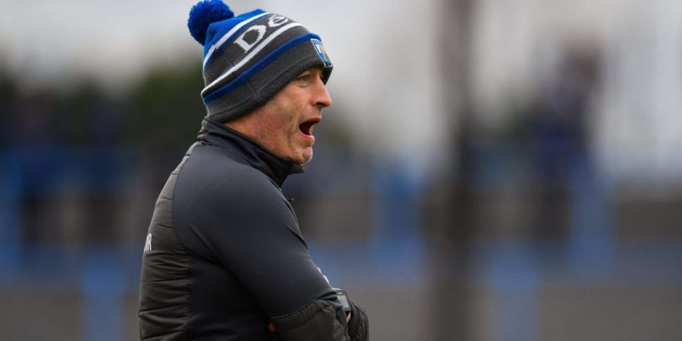 Waterford hurling boss Cahill...