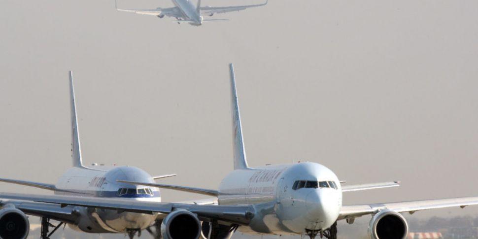 Air fares could be back at 198...