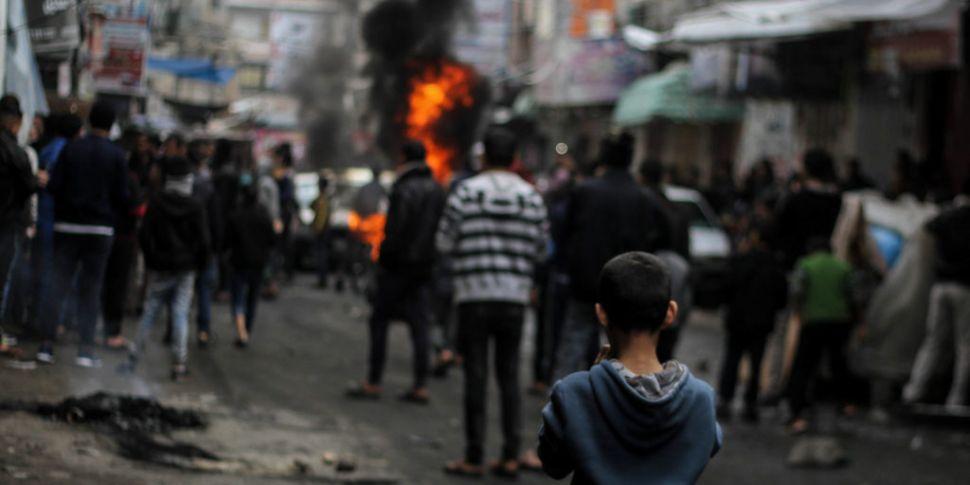 UN expert warns Israel of 'cas...