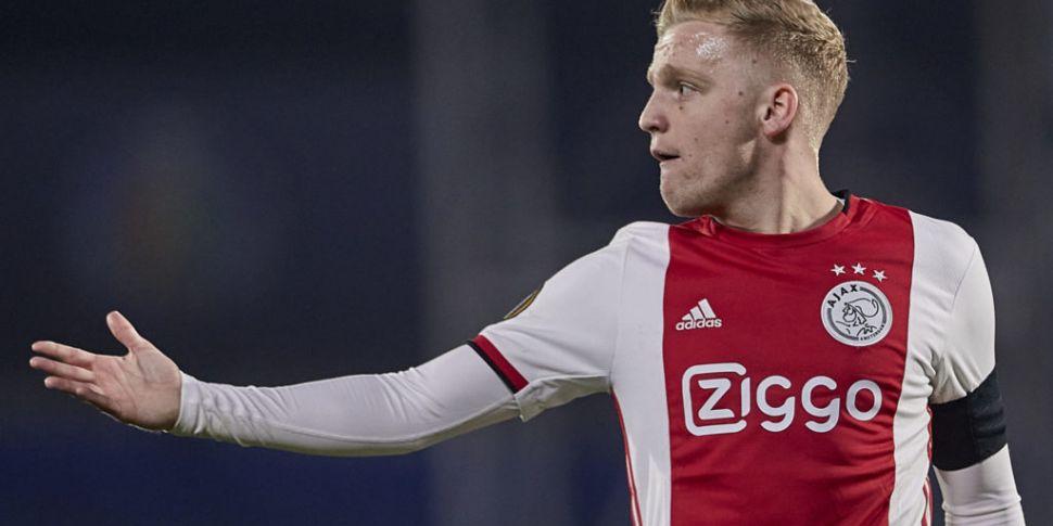 Donny Van De Beek Completes Manchester United Move Newstalk