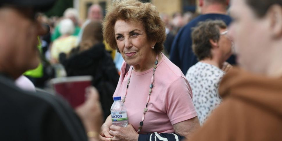 Ex-UK MP Edwina Currie defends...
