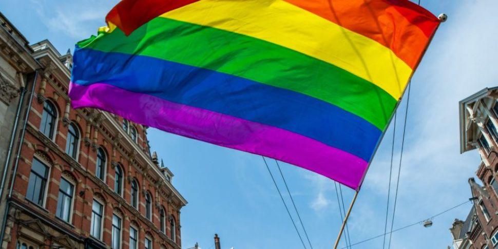Almost 60% of gay Irish people...