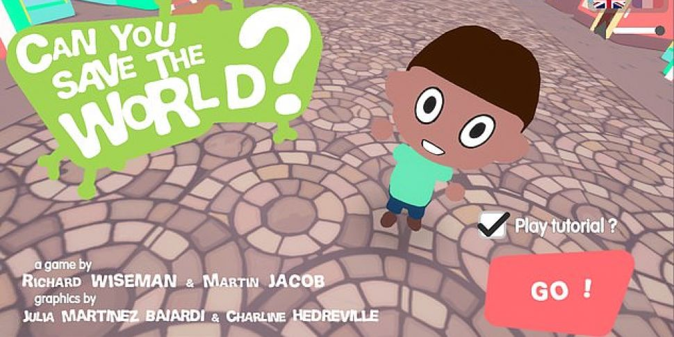 The Covid game for kids