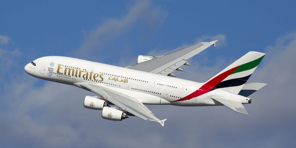 Emirates Airlines with Enda Co...