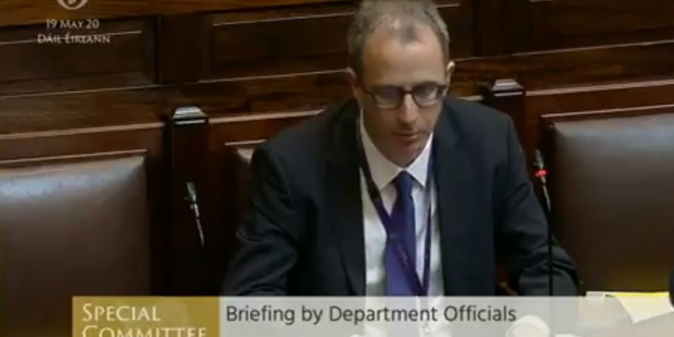 Dáil committee told acute phas...