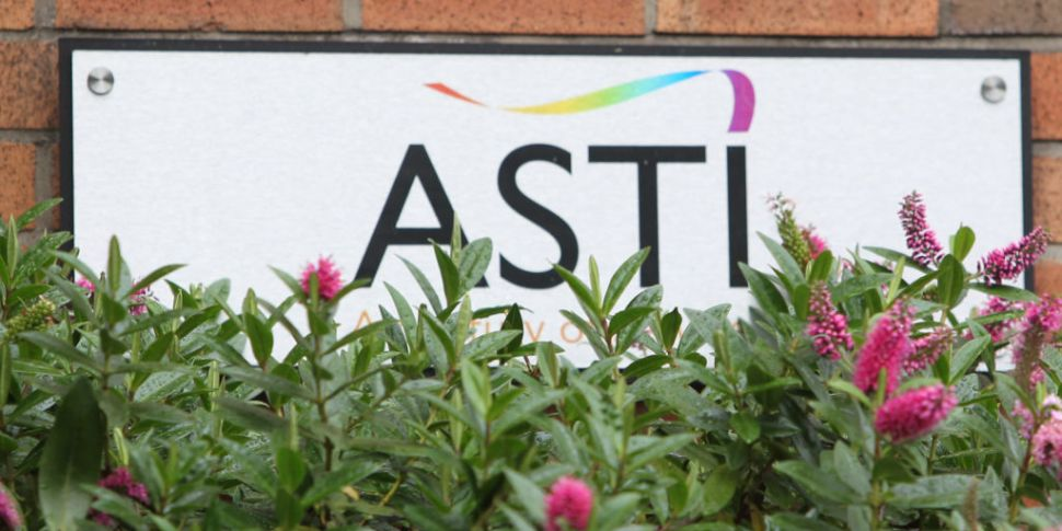 ASTI teachers will now proceed...