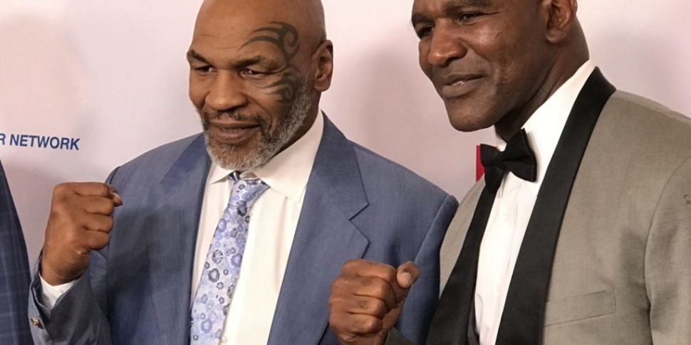 Holyfield would take on Tyson...