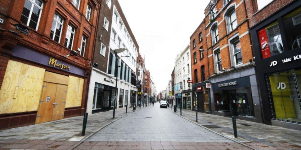 Irish economy facing 'largest...