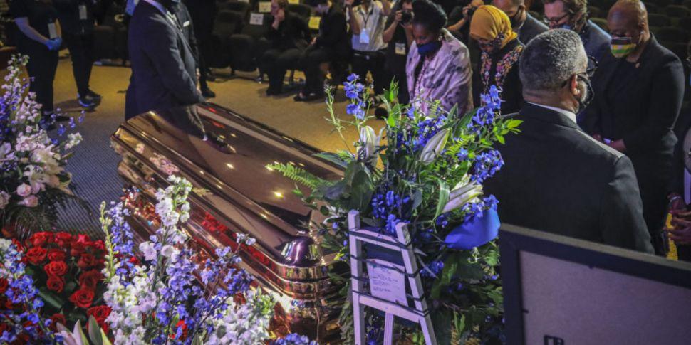 Memorial service hears George...