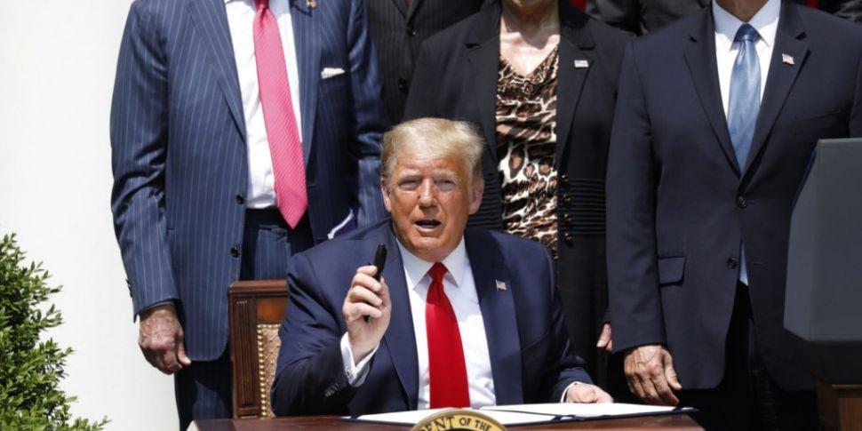 Donald Trump suggests George F...