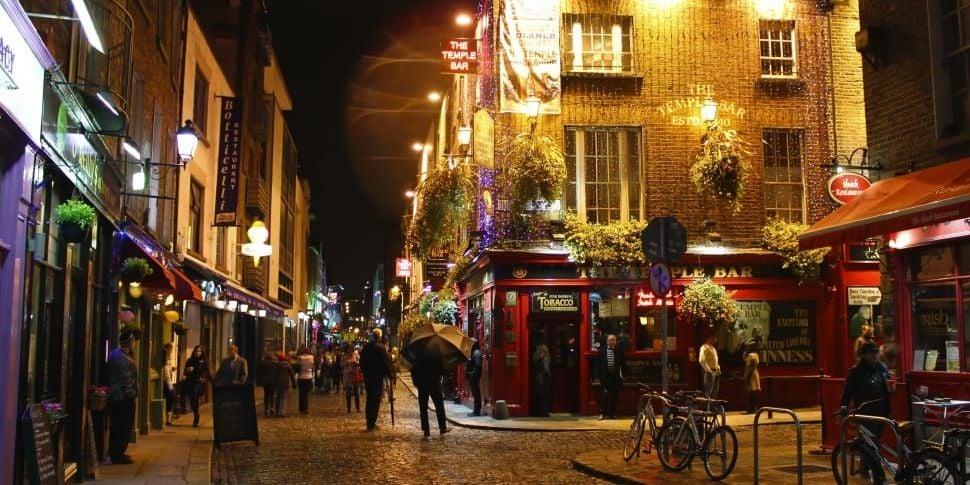 Post Covid-19 Dublin with Fran...