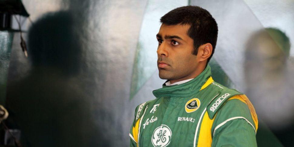 Ex-F1 driver Karun Chandhok ba...
