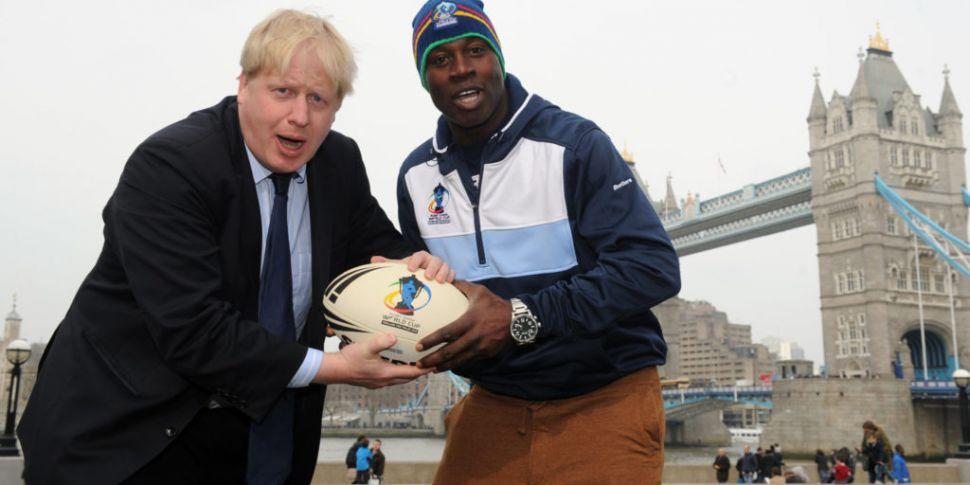 Johnson against 'Swing Low' ba...