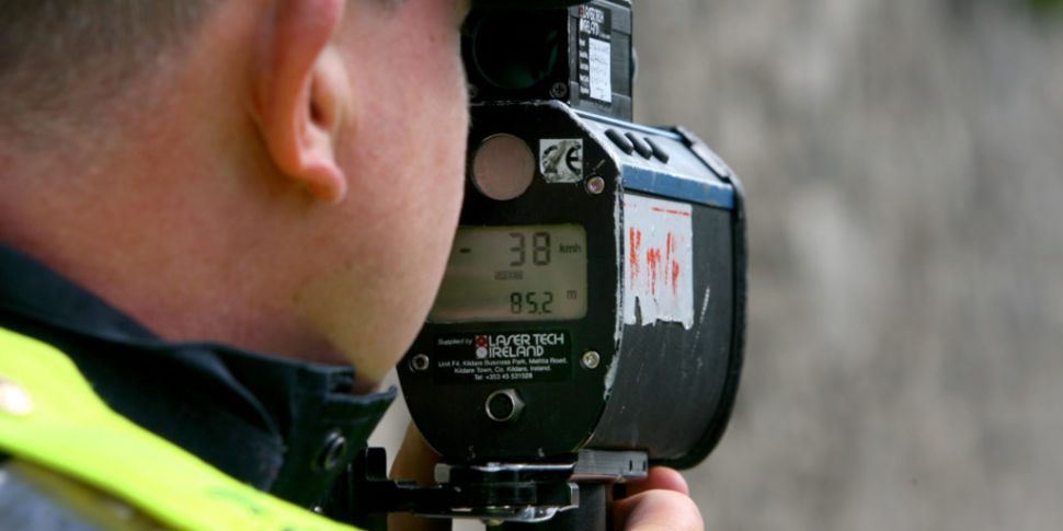Number of speeding fines paid...
