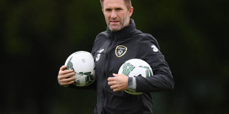Robbie Keane decides to leave...