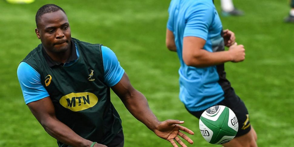 'Black rugby players, are held...