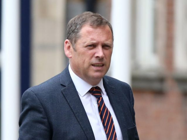 Barry Cowen sacked as Agricult...