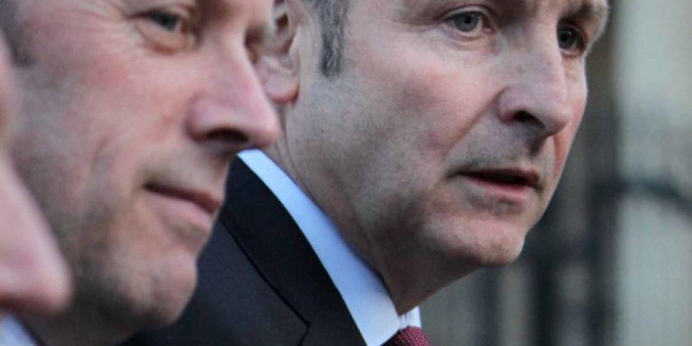 Martin: Cowen statement to Dái...