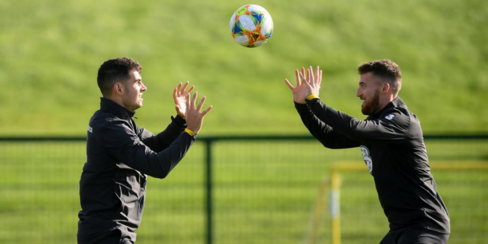 Matt Doherty and John Egan 'un...
