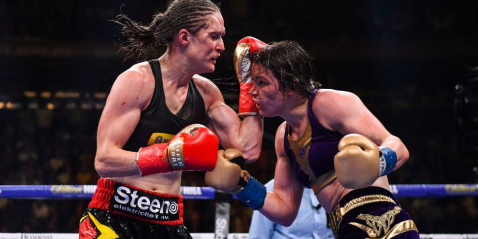 """Katie Taylor's style is """"..."""