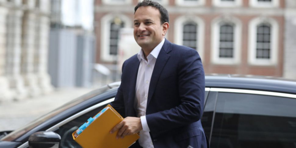 Fine Gael see popularity surge...