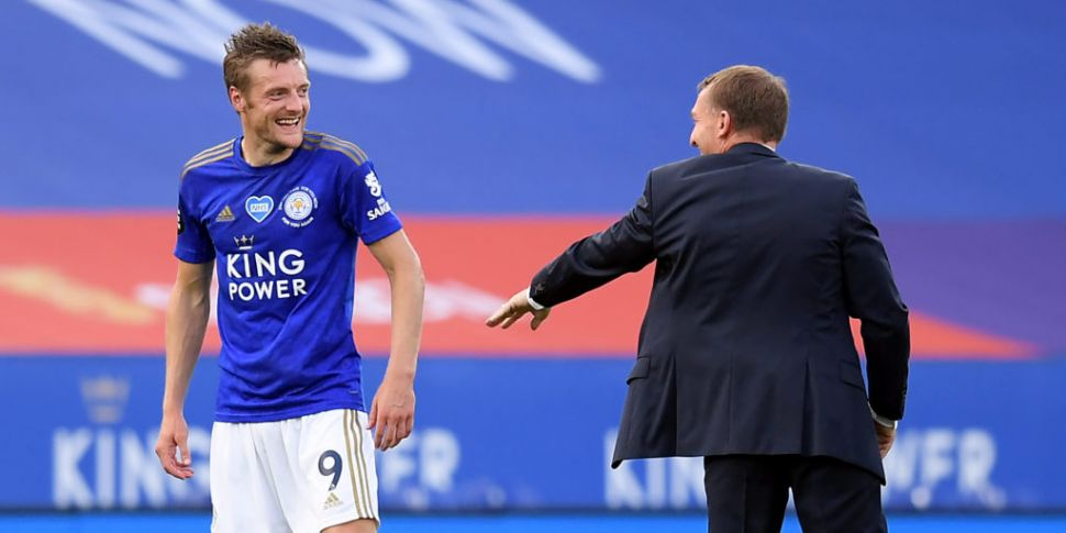 WATCH: Leicester secure Europe...